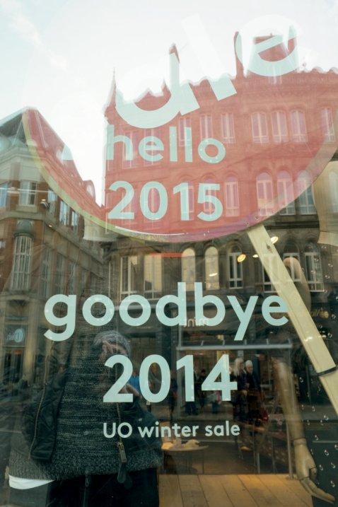 Goodbye 2014 - John Dolan © 2015